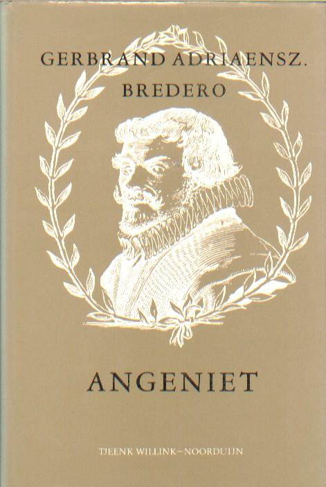 BREDERODE, G.A. - Angeniet.