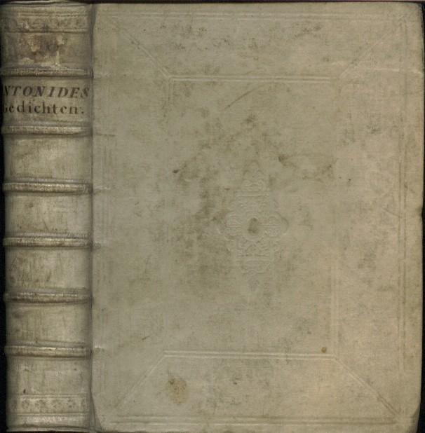 Antonides van der Goes, J. - Alle de gedichten.
