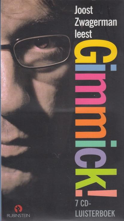 ZWAGERMAN, JOOST - Gimmick! 7 cd-luisterboek.